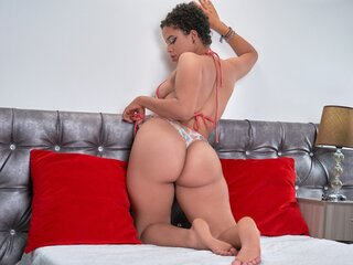 Naked naked ass LayllaCollins
